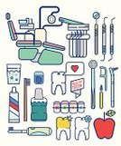 Dental Health,Dental Equipment,Dentist Office,Vector,Braces,Healthcare And Medicine,Toothpaste,Toothache,Dentist,Symbol,Equipment,Dental Floss,Smiling,Design Element,Sign,stomatology,White,Gold,Backgrounds,Set,Office Interior,Heart Shape,Design,Chair,Dented,Care,Ilustration,Bottle,Hygiene,Multi Colored,Fruit,Creativity,Jewelry,Doctor,People,Toothbrush,Healthy Lifestyle,Clean,Isolated,Medicine,Technology,Drinking Water,Human Mouth