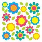 Floral,Orange,People,Nature,Botany,Blue,Green Color,Orange Color,Pink Color,Yellow,Multi Colored,Pattern,Textile,Flower,Leaf,Springtime,Backgrounds,Beauty,Repetition,Fun,Wrapping Paper,Flowerbed,Cute,Youth Culture,Textile Industry,Illustration,Beauty In Nature,Floral Pattern,Vector,Funky,Vibrant Color,Femininity,Ornamental Garden,Beautiful People,Background,Illustrations And Vector Art