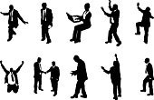 Silhouette,Reaching,Men,Climbing,Business,Stepping,Handshake,Businessman,Kneeling,Action,Balance,Women,Vector,Laptop,Manual Worker,Suit,Walking,Working,Business Person,Punching The Air,Human Resources,Design Element,Businesswoman,Occupation,Typing,Ilustration,Office Worker,Outline,Concepts,Computer Graphic,Ideas,Design,Tie,Shirt,People,Business People,Business,vector illustration,Part Of,handcarves