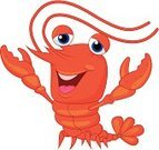 Crayfish,Crayfish,Lobster,Lobster,Shrimp,Prepared Shrimp,Vector,Posing,Presentation,Characters,Mascot,Ilustration,Happiness,Cheerful,Animal,Red,Cute,Showing,Prepared Crustacean,Smiling,Crustacean,Prawn,Sea,Waving,Cartoon,Animal Shell,Looking At Camera,Prepared Shellfish,Prawn,Waving,Claw,Humor,Seafood