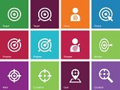Computer Icon,Focus - Concept,Determination,Symbol,Customer,Target,Shopping,Isolated,Buying,Military,Gun,Dartboard,Design Element,Currency,Journey,Sign,Mission,Internet,Colors,Circle,Success,Leadership,Weapon,Target Shooting,Winning,Center,Strategy,Accuracy,Concepts,Set,Spotted,Design,Cross Shape,Goal,Archery,Aiming,Sport,Business,Ilustration,Flat,Vector,Sale,Arrow Symbol