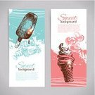 Ice Cream,Invitation,Old-fashioned,Retro Revival,Backgrounds,Birthday,Party - Social Event,Banner,Placard,Breakfast,Cake,Candy,Greeting,Set,Menu,Drawing - Art Product,Food,Ilustration,Enjoyment,Symbol,Group of Objects,Restaurant,Image,Drawing - Activity,Lifestyles,Chocolate,Eat,Design,Freshness,Collection,Spray,Greeting Card,Decoration,Blob,Vector,Celebration,Wedding,Cream,Dessert,Pencil Drawing,Refreshment,Strawberry,Sweet Food,Painted Image,Colors,Design Element
