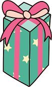 Gift Box,Clip Art,Gift,Wrapping Paper