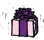 Clip Art,Gift Box,Gift,Distorted Image,Packing,Packaging