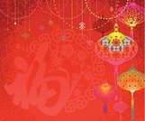 Chinese New Year,Chinese Lantern,Chinese Lantern Lily,Peach Blossom,Single Flower,Modern,Flower,Vector,Painted Image,Textured,New Year,Celebration,New Year's Day,Copy Space,Textured Effect,Decoration,chinese traditional,Rainbow Color,Excitement,Curve,Computer Graphic,Lantern,Red,Luck,Pattern,Design,New Year's Eve,Backgrounds,Paintings,Bead,Abstract,Ornate,Art,Blossom