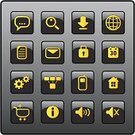 Symbol,Icon Set,Web Page,Repairing,Interface Icons,Telephone,Internet,Communication,Shiny,Material,Text,Searching,Shopping,Volume,Discussion,Downloading,Globe - Man Made Object,Global Communications,Mail,Communication,Wireless Technology,Technology Symbols/Metaphors,Calendar,Concepts And Ideas,Vector Icons,Technology,Lock,Data,Part Of,Illustrations And Vector Art,Vector