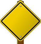 Safety,Sign,Road,Stealth,Road Sign,Blank,Yellow,Road Construction,Traffic,Directional Sign,Bollard,Wooden Post,Mail,Interstate,Empty,Direction,Transportation,Metal