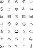 Icon Set,Symbol,Currency,Computer Icon,Euro Icon,Weather Icon,Icon Pack,Dollar Icon,Money Icon,Chart,Snow,Weather,Thunderstorm,Piano,Graduation,Site Map