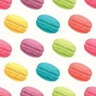 Macaroon,Backgrounds,Drawing - Activity,Food,Cultures,Pattern,Green Color,Seamless,Cream,Cake,Pink Color,Decoration,Effortless,Biscuit,Gourmet,Ilustration,Vector,Backdrop,Cute,Beautiful,Yellow,Refreshment,Bakery,Wallpaper Pattern,France,Cookie,Sweet Food,Beige,Color Image,French Culture,Blue,Beauty,Snack,Variation,Multi Colored,Orange Color,Purple,Dessert