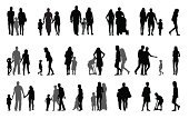 People,New Life,Lifestyles,Vacations,Outdoors,Human Body Part,Human Hand,Paintings,Walking,Embracing,Parent,Father,Mother,Family,Black Color,Summer,Small,Silhouette,Fun,Shopping,Baby,Child,Adult,Art And Craft,Art,Illustration,Carriage,Painted Image,Babies Only,Group Of Objects,Two People,Men,Boys,Females,Women,Girls,Baby Girls,Vector,Single Object,