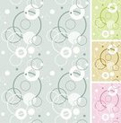 Circle,Pattern,Backgrounds,Seamless,Design,Geometric Shape,Abstract,Wallpaper Pattern,Modern,Computer Graphic,Vector,Funky,Illustrations And Vector Art,Objects/Equipment,Composition,Fantasy,Ilustration,Industry