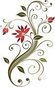 Flower,Floral Pattern,Decoration,Design,Scroll Shape,Backgrounds,Abstract,template,Vector,Silhouette,Plant,Ornate,Art,Nature,Ideas,Beauty,Concepts,Beauty In Nature,Nature,Flowers,Illustrations And Vector Art,Beautiful,Ilustration,Curled Up