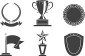 Gamification,Award,Gratitude,Number 1,Vector,First Place,Incentive,Ilustration,Web Page,Sport,Icon Set,Application Software,Cup,Symbol,Shield,Wreath,Identity,Winning,Flag,Technology,Internet,Iconset,Set,Star Shape,Competition,Menu,Badge,Medal,Achievement,Success,Collection