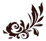 Pattern,Victorian Style,Swirl,Ornate,Vignette,Floral Pattern,Retro Revival,Vector,Computer Graphic,Old-fashioned,Design Element,Style,Symbol,Decoration,Leaf,Silhouette,Classical Style