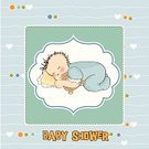 Fun,Backgrounds,Baby Carriage,Sleeping,Greeting,Accuracy,Joy,Event,Clothing,Small,Fragility,Romance,Child,Cute,Love,Invitation,Blue,Birthday,Toy,Sparse,Young Bird,Anniversary,Ilustration,Little Boys,Vector,customizable