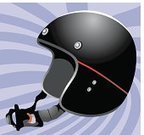 Motorcycle,Sports Helmet,Helmet - Band,useful,Bicycle,Isolated,Cycle,Vector,Ilustration,Safety