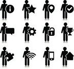 Computer Icon,Symbol,People,One Person,Lock,Check Mark,Smart Phone,Mobile Phone,Success,Star Shape,Famous Place,Data,correct,Speech Bubble,Global Communications,Winning,Telephone,Set,Speech,Talking,Gear,Padlock,Vector,Trophy,Direction,House,Internet,Puzzle,Black Color,Communication,Ilustration,Collection,Talk,Information Medium,Wireless Technology,Bicycle Gear