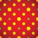 Polka Dot,Green Color,Pattern,Backgrounds,Red,Yellow,Circle,Old-fashioned,Multi Colored,Design,Seamless,Design Element,Square Shape,Square,Spotted,Ilustration,Textured Effect,Wallpaper,Classic,Wallpaper Pattern,Retro Revival,Vector,Repetition,Geometric Shape,Textured,Simplicity