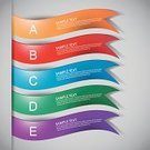Multi Colored,Steps,Number,Label,Three-dimensional Shape,premium,Abstract,Ribbon,Data,In A Row,Paper,Infographic,Business,Ilustration,Vector,Information Medium,Banner,Bookmark,Painted Image,Collection,Angle,Color Gradient,Placard,Part Of,Symbol,Design,Modern,Red,Choice,Elegance,template,Design Element,Computer Icon,Backgrounds,Plan,Message,Note,Set,Art,Creativity