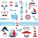 Nautical Vessel,Baby,Prop,Photo Booth,Party - Social Event,Retro Revival,Little Girls,Child,Photo Booth Picture,Decoration,Sea,Scrapbook,Wave,Ilustration,Sailboat,Anchor,Travel,Backgrounds,Drinking Water,Part Of,Vector,Lighthouse,Design Element,Eyeglasses,Scrapbooking,brig,Rope,Navigational Equipment,Little Boys,Computer Graphic,Seagull,Sail,Tag,Bell,Hat,Mask,Journey,Holiday,Tied Knot,Bird,Birthday,Design
