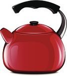 Multi Colored,Red,Heat - Temperature,Backgrounds,Teapot,Steel,Shiny,Appliance,Crockery,Food,Close-up,Chrome,Stainless Steel,Tea Kettle,Equipment,Drink,Kitchen Utensil,Metallic,Kitchenware Department,Boiling,Domestic Life,Handle,Single Object,fashioned