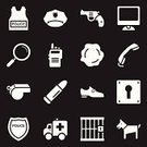 Computer Icon,Symbol,Background Check,Seal - Stamp,Emergency Telephone,Telephone,White,Ambulance,Security,Ideas,Image,Design Professional,Ilustration,Interface Icons,Lock,Sign,Dog,Illustrations And Vector Art,Badge,Gavel,Crowbar,Walkie-talkie,Police Hat,vector icons,Network Security,Icon Set,Gun,Justice - Concept,Series,Industry,Concepts,Safety,Design,Courthouse,Crime,Waistcoat,Surveillance,Security System,Magnifying Glass,Prison,Design Element,Flak Jacket ,Group of Objects,Crosshair,Retinal Scan,Clipping Path,Vector,Safe,internet icons,Bullet,Clip Art,Entertainment Center