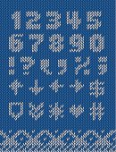 Woven,Text,Wool,Textile,typographic,Pattern,Number,Craft,Textured,Vector,Typescript,Alphabet,Ornate,Retro Revival