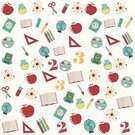 Elementary School,Computer Graphic,Digitally Generated Image,School Supplies,Creativity,Multi Colored,White,Learning,Colors,World Map,Apple - Fruit,Design Element,Clip Art,Book,Planet - Space,Science,Color Image,Education,Ilustration,School Building,Earth,Design,Isolated,Isolated On White,Image,Childhood,Vector,Back to School,Student,Preschooler,White Background,Paintbrush