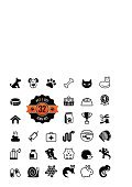 Pets,Icon Set,Dog,Domestic Cat,Animal,Hedgehog,Dog Bone,Hamster,Gecko,Paw,Bird,Ferret,Vet,Rabbit - Animal,Fish,Paw Print,Lizard,Snake,Birdcage,Pet Shop,Kitten,Animal Hospital,Chameleon,Food,Livestock,Tail,Pharmacy,Set,Nature,Puppy,First Aid Kit,Parrot,Vaccination,Rodent,Reptile,Care,Tropical Climate,Python,Animal Food Bowl,Turtle,Love,Bag