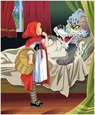 Little Red Riding Hood,Wolf,Hood,Red,Riding,Fairy Tale,Grandmother,Nursery Rhyme,Bedroom,Picture Book,Bed,Monster,Little Girls,Storytelling,Child,Fantasy,Shoe,Window,Ilustration,Vector,Cape,Dress,Curtain,Horror,Basket,Evil,Blanket,Dark,Spooky,Eyeglasses,Buckle,Paw,Pillow,Bedding,Pillow Case,Indoors,Suspicion,Sheet,Visit,aciculum,welsh assembly,carved letters,handcarves,vector illustration,Snarling,Actions,People,Feelings And Emotions,Animal Teeth,Concepts And Ideas