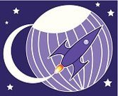 Rocket,Space,Futuristic,Exploration,Imagination,Image,Earth,outer,Space Shuttle,Planet - Space,Orbiting,Missile,Spaceship,Space Travel Vehicle,Clip Art,Vector,Ilustration,Cartoon,UFO,Flying