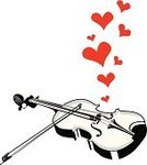 Violin,Musician,Musical Instrument,Equipment,Entertainment,Romance,Computer Icon,Classical Style,Orchestra,Simplicity,Design Element,Fiddle Stick,Vector,Cartier Love Day,Violinist,Sketch,Isolated,Sound,Classic,Single Object,Heart Shape,Touching,Emotion,Symbol,Viola - Musical Instrument,Pattern,Love,Classical Music,Musical Instrument String,Chord,Design,Theatrical Performance,Fiddle Stick,String,Alto - Texas,Valentine's Day - Holiday,Acoustic Instrument,Party - Social Event,valentine day,Stick - Plant Part,Music