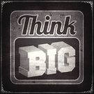 Large,Thinking,Blackboard,Thinking Outside The Box,Freedom,Letterpress,Quote,Frame,The Way Forward,Black Color,Creativity,Inspiration,Concepts,Advice,Sketch,Computer Graphic,Aspirations,Message,Motivation,Guidance,Doodle,Drawing - Art Product,Sayings,Chalk - Art Equipment,Handwriting,Typescript,Deterioration,Weathered,Damaged,Chalk,Textured Effect,Imagination,Backgrounds,Black Background,Obsolete,Copy Space,Ilustration,Chalk Drawing,Reminder,Single Word,Short Phrase,Textured,Scratched,Letter,Design,Scribble,Sign,Retro Revival,Ideas,Vector,Positive Emotion,Think Big