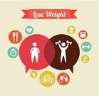 Weight,Loss,Nature,Lifestyles,Sport,Digitally Generated Image,Image,Food,Vegetable,Slim,Healthy Lifestyle,Organic,Body Care,Design,Clip Art,Vector,Healthy Eating,Ilustration,Dieting,Exercising