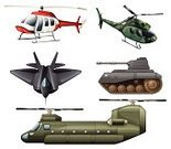 Military Airplane,Weapon,Airplane,Image,Science,White,Helicopter,Air Vehicle,tracked,rotorcraft,firepower,armoured,Backgrounds,Computer Graphic,armoured fighting vehicle,Land Vehicle,Jetplane,thrust,Isolated,Helipad,Hovering,Battlefield,Fighter Plane,Armored Tank,Craft,Cannon
