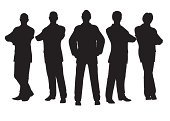 Silhouette,Men,Standing,People,One Person,Business,Group Of People,Number 5,Human Resources,Black Color,Team,Looking,White,Talking,Hip,Organized Group,Teaching,Male,Occupation,Vector,Friendship,Posing,Isolated,Businessman,Modern,Painting,Ilustration,Impatient,Togetherness,Staring,Looking At Camera,Patience,Playing,Waiting,Next,Business People,handcarves,Business,People