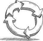 Arrow Symbol,Circle,Sketch,Recycling,Black And White,Pen And Marker,Vector,Cycle,Environmental Conservation,Shadow,White,Single Object,Transparent,Ilustration,Abstract,Symbol,hand drawn,Isolated On White,Design Element,black-and-white,Line Art,Doodle,Clip Art,Black Color,Square,Simplicity,Drawing - Art Product,No People,Repetition