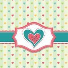 Valentine Card,template,Love,Backgrounds,Striped,Spotted,Flower,Pattern,Heart Shape,Greeting Card,Vector,Picture Frame,Polka Dot,Floral Pattern,Confetti,Ilustration,Postcard