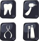 Dentist,Dental Equipment,Symbol,Computer Icon,Dental Health,Interface Icons,Tooth,Human Mouth,Painted Image,Healthy Lifestyle,Healthcare And Medicine,Human Teeth