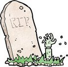 Halloween,Clip Art,Undead,Cheerful,Cultures,Doodle,Cemetery,Ilustration