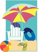 Day,Beach,Beach Items,Outdoors,Cut Out,No People,Group of Objects,Outdoor Pursuit