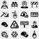 Symbol,Hardhat,Craftsperson,Construction Worker,Hat,Engineer,Manual Worker,Construction Industry,Manufacturing Occupation,Sign,Vector,Equipment,Trowel,Abstract,Service,Brick,Holding,Service Technician,People,Occupation,Wrench,Building Logo,Technology,Hand Raised,Men