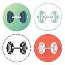 Dumbbell,Exercising,Sport,Weights,Healthy Lifestyle,Barbell,Computer Icon,Picking Up,Strength,Circle,Pushing,Physical Pressure,Ilustration,Muscular Build,Body Building,Mass - Unit Of Measurement,Set,Gym,Doodle,Modern,Pound,Pulling,Illustrations And Vector Art,Sparse,Heavy,Vector,Single Line,Toughness,Steel,Simplicity,Sketch,Health Club,Style,kilograms,Shadow,Design,Interface Icons,Flat,Symbol,Human Muscle