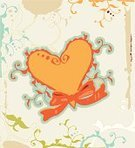 Heart Shape,Rustic,Old-fashioned,Backgrounds,Knick Knack,Antique,Ribbon,Swirl,Leaf,Floral Pattern,Design,Nature,Pattern,Ornate,Page,Vector,Scroll Shape,Grunge,Orange Color,Springtime,Bow,Decoration,Outline,Summer,Drawing - Art Product,Cute,Digitally Generated Image,Clip Art,Green Color,Blue,Concepts And Ideas,Red,Ilustration,Curve,Kitsch,Pastel Colored,Plant,Shape,Cheerful,Old,Love,Feelings And Emotions,Coral Orange,Stained,Olive Green,Spotted,Copy Space,Valentine's Day,Holidays And Celebrations,Computer Graphic,Bush,Creativity