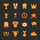 Flat,Sport,Badge,Design,Medal,Crown,Infographic,Success,Award,Respect,Icon Set,Winning,Award Ribbon,Insignia,Symbol,Honor,Isolated,Art,Trophy,Incentive,Laurel Wreath,One Person,Gratitude,Competition,Sign,Arranging,Shield,Heavy Metal,Ilustration,Set,Star - Space,Cup,Identity,Voting,Part Of,Victory,Certificate,Internet,Leadership,Banner,Computer Graphic,Achievement,Medallion,Vector,Ribbon