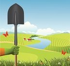 Farmer,Landscape Gardener,Agriculture,Landscaped,Hill,Season,Flower Bed,Lawn,Hobbies,Protective Glove,Summer,Grass,Gardening,Stream,Clip Art,Flower Head,Outdoors,Blue,Bush,Farm,Sunlight,Cloudscape,Plant,Sky,Human Hand,Working,Springtime,Field,Day,Backgrounds,Glove,Green Color,Multi Colored,Freshness,Cloud - Sky,Butterfly - Insect,Occupation,Sunny,Nature,Shovel,Leaf,Spring - Flowing Water,Flower,Front or Back Yard,Vector