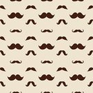 Hipster,Pattern,Backgrounds,Eternity,Covering,Simplicity,Old,Whisker,Wrapping Paper,Brown,Print,Dandy,Symbol,Silhouette,fashioned,Grunge,Gift,Ilustration,Classic,Doodle,Adobe Photoshop,Wrapping,1940-1980 Retro-Styled Imagery,Backdrop,Shape,Old-fashioned,Mustache,Modern,Retro Revival,Fashion,Set,Seamless,seamless pattern,Male,Men,Funky,Vector,Design Element