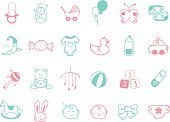 Moon,Baby,Sleeping,Bottle,Ilustration,Ball,Toy,Baby Bottle,Crescent,Smiling,Baby Carriage,Rabbit Meat,Diaper,Bear,Car,Pillow,Mobile Phone,Shoe,Hot Air Balloon,Doll,Balloon,Insect,Duck,Rabbit - Animal