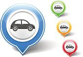 Car,Global Positioning System,Yellow,Land Vehicle,Design Element,Label,Part Of,Old-fashioned,Map,Cartography,Sign,Design,Interface Icons,Transportation,Infographic,Map Pin,Computer Icon,Isolated,Red,Green Color,Blue,Colors,Silhouette,Vector,Retro Revival,Push Button,Pointing,Isolated On White,1940-1980 Retro-Styled Imagery,White Background,Traffic,Web Element,Set,template,Map Marker