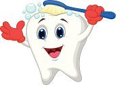 Dentist,Human Teeth,Animal Teeth,Tooth,Happiness,Cheerful,Dental Health,Smiling,Vector,Characters,Mascot,Ilustration,Glue,Root,Dental Equipment,Brushing,Healthcare And Medicine,Humor,Healthy Lifestyle,Fun,Voice,Cute,Cartoon,Toothbrush,Holding,Cleaning,Toothpaste,Bubble,White,Hygiene,Molar